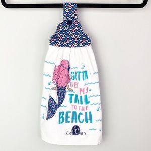 Kay Dee Designs Mermaid towel